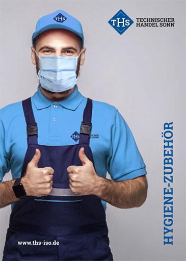 Hygiene-Zubehör Produktbroschüre