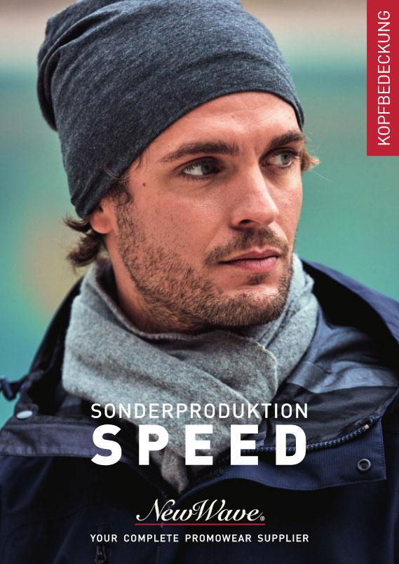 Speed Kopfbedeckungen