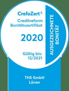 CrefoZert Logo