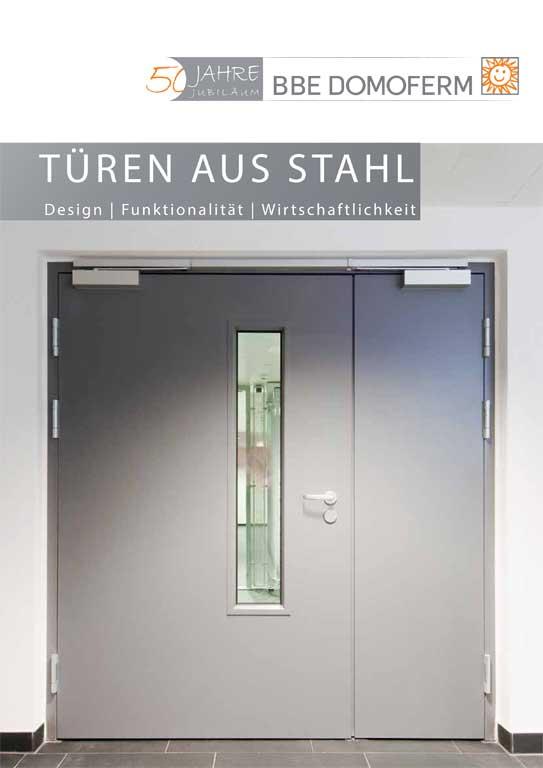 BBE Domoferm Türen aus Stahl