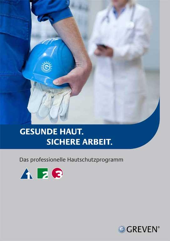 GREVEN Hautschutzprogramm Katalog
