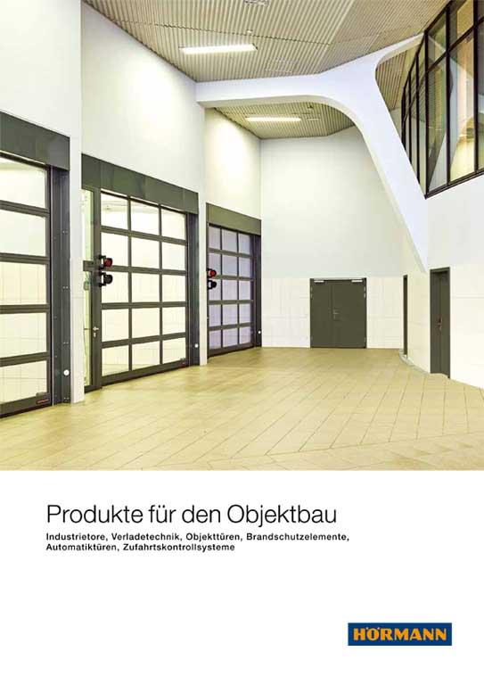 Hörmann Produkte_für den Objektbau