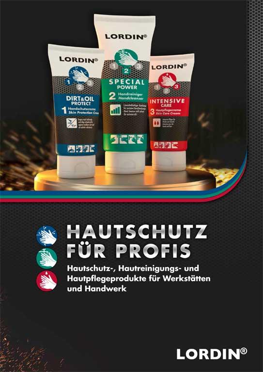 LORDIN Hautschutz Katalog