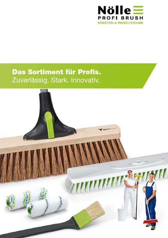 Nölle Bürsten- & Pinseltechnik Katalog