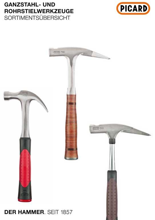 PICARD Rohrstielwerkzeuge Katalog