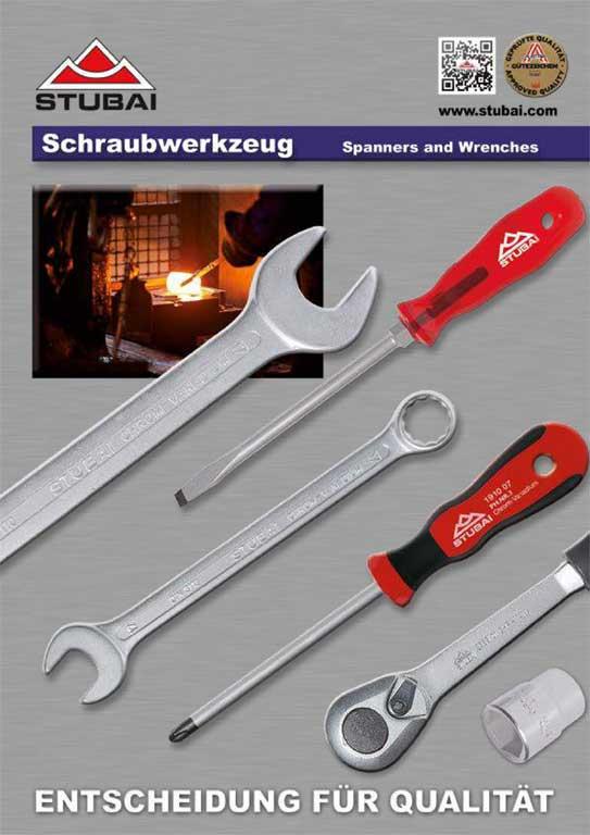 STUBAI Schraubwerkzeug Katalog